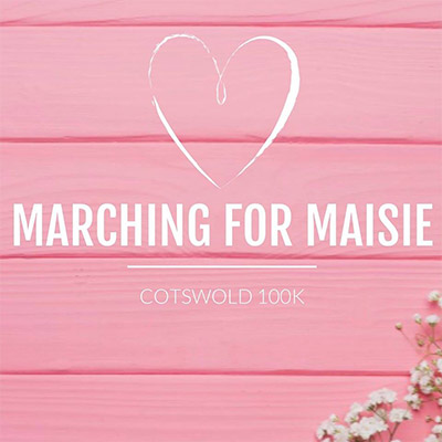 Marching for Maisie